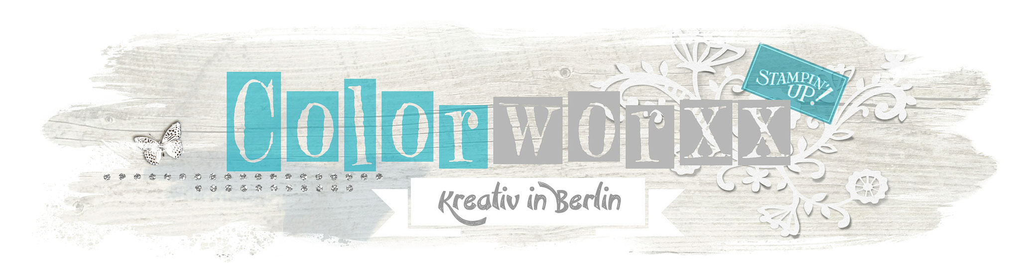 Stampin Up Blog Berlin / Colorworxx